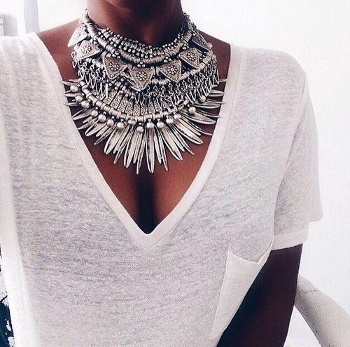 statement collar