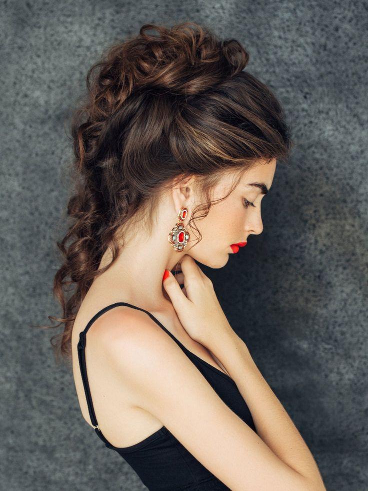 137 best tolle haarfrisuren images on pinterest. Black Bedroom Furniture Sets. Home Design Ideas