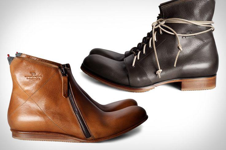 Hard Graft Footwear