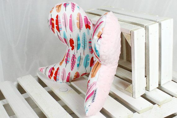 Butterfly Pillow  an anti-shock baby pillow support by NuvaArt
