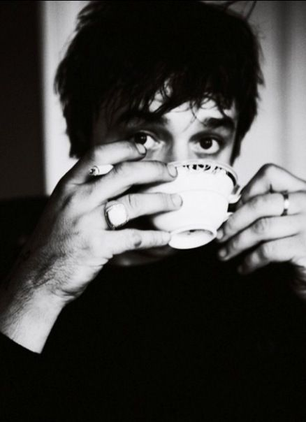 tea time with pete doherty