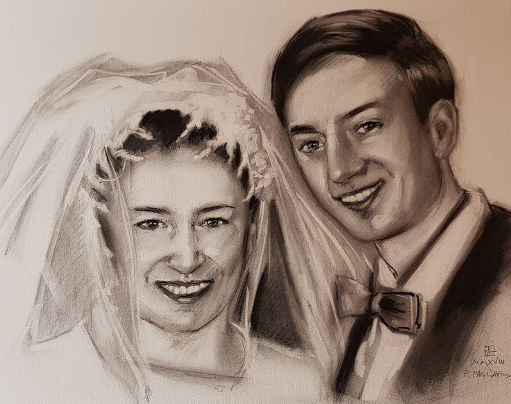 50 anni di matrimonio | Altamiradecor, bottega d'arte di Franco Pagliarulo