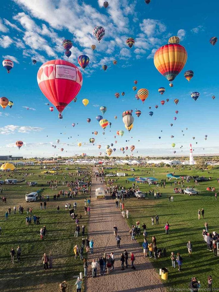 Guide To Attending The Albuquerque Balloon Festival 2019