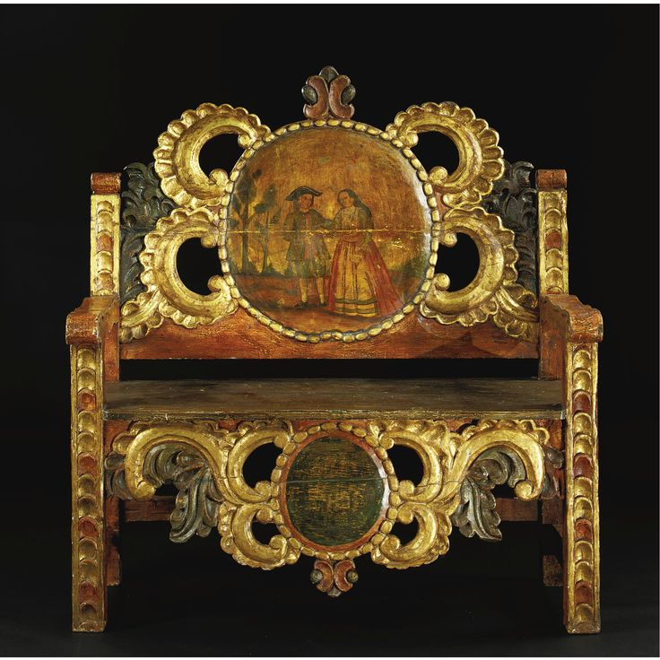 Sotheby S Parcel Gilt Painted Panel