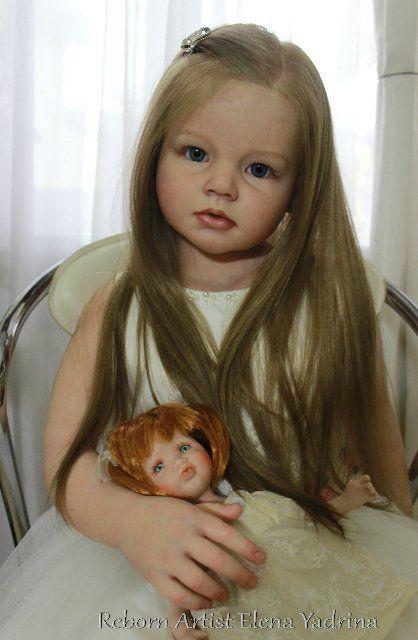 Эва (девочка тоддлер из молда Анжелика) / Куклы реборн / Шопик. Продать купить куклу / Бэйбики. Куклы фото. Одежда для кукол