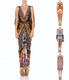 CAMILLA - Long Dresses & Maxi Dresses | Shop Designer Dresses Online