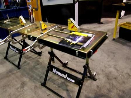 Strong Hand Portable Welding Table Basico Metal