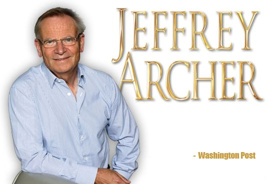 Jeffrey Archer.  Clifton Chronicles...waiting book #4 in 2014  Be Careful What You Wish For