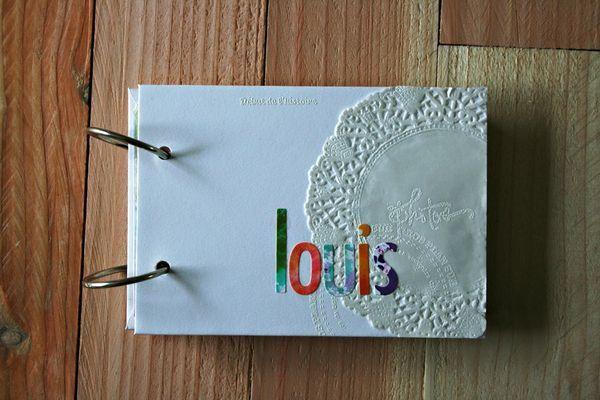 Mini-album Louis Début de l'histoire (1)