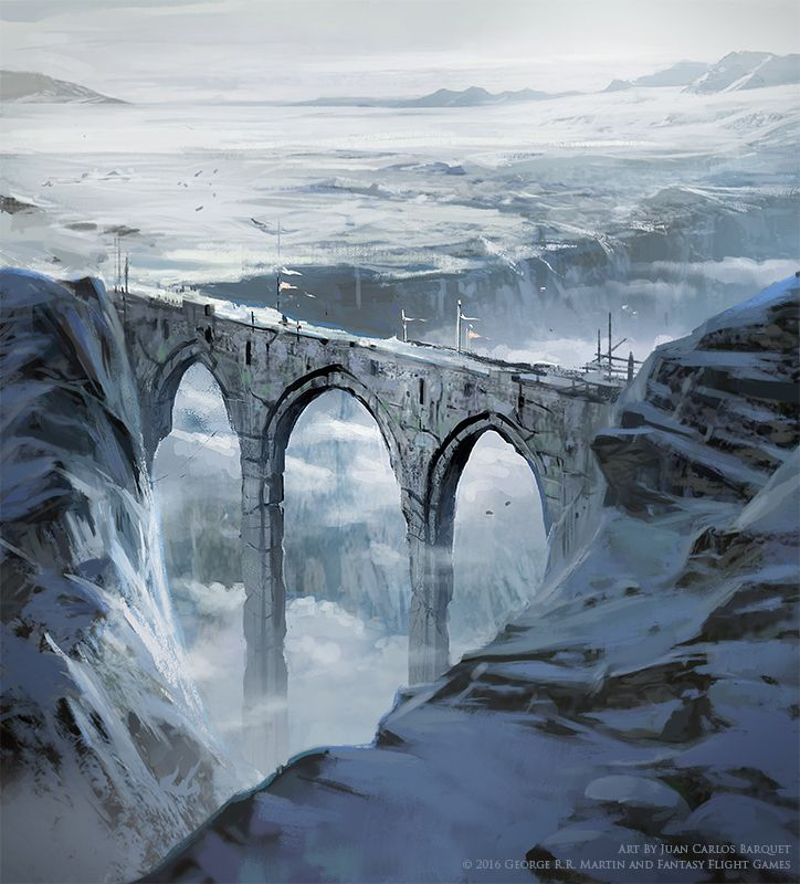Bridge of Skulls - Game of Thrones LCG by jcbarquet on DeviantArt