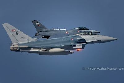 Eurofighter Typhoon for Turkish Air Force