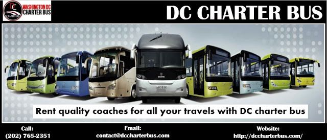 DC Charter Bus Service: Rent quality coaches for all your travels with DC ...