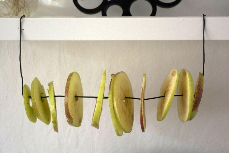 Äppeltork av Project amateurism