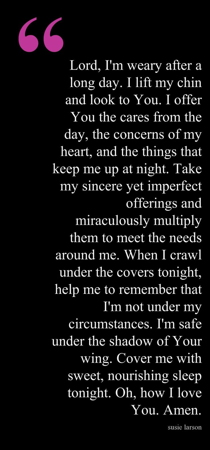 End-of-Day-Prayer