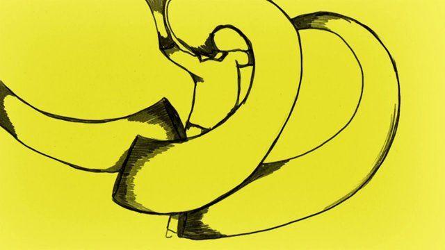 "Burning House ""PPSD"", by Arno Salters & Joseph Pierce  手描きアニメーション+ナイスミュージック"