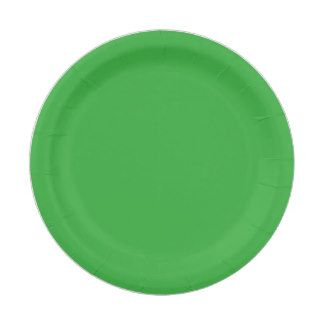 Custom Green Paper Plate 7 Inch Paper Plate  sc 1 st  Pinterest & 15 best Plain Colored Paper Plates images on Pinterest | Colored ...