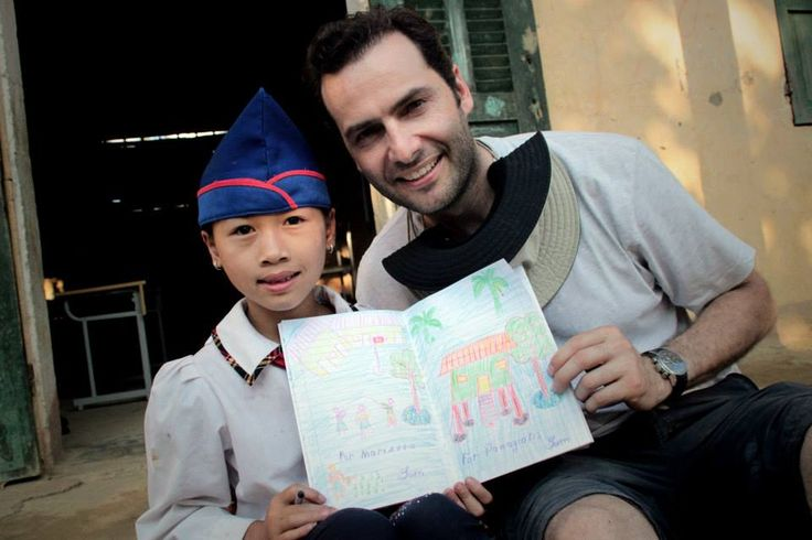 Panagiotis Bougiouris, Vietnam. (c) Vicky Markolefa/ActionAid