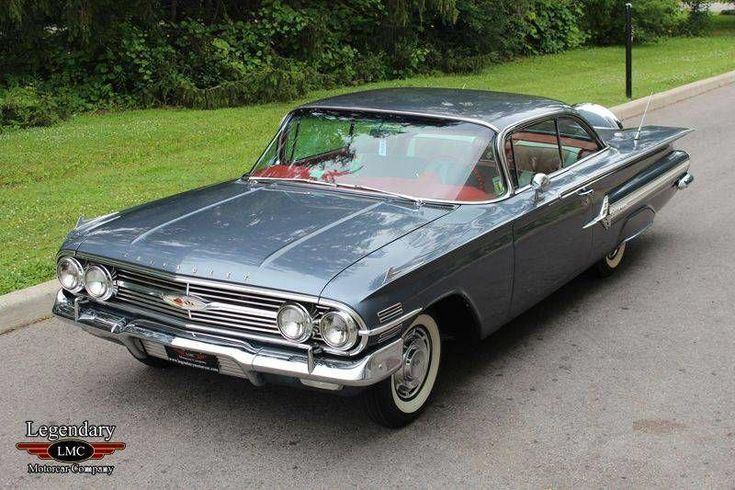1960 Chevrolet Impala Zu Verkaufen 1792369 Chevrolet Impala Chevrolet Impala Car