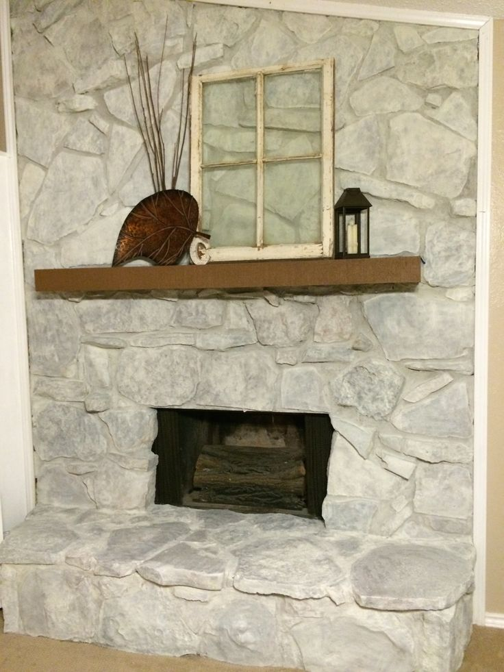 Best 25+ Painted rock fireplaces ideas on Pinterest | Painted ... : painted rock fireplace : Fireplace Design