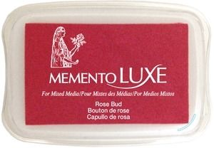 Memento Luxe ROSE BUD Ink Pad Tsukineko ML-400