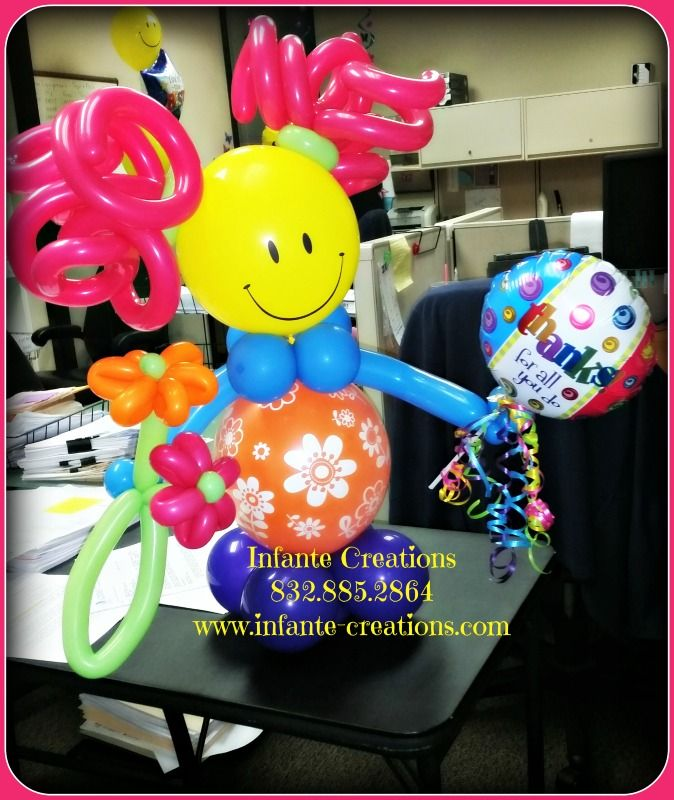 Administrative Assistant Day  #Qualatex #AdminDay #ThankYou #Appreciation #Balloons