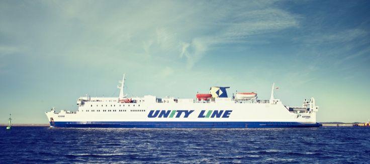 #unityline #ferry #ferries #kopernik #sea #swinoujscie #ystad #poland #sweden #färjor
