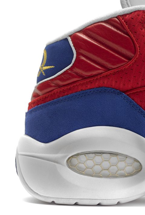 Today, Reebok Classic announced they're creating a super limited edition sneaker called the Banner Question to honor Allen Iverson's jersey retirement.