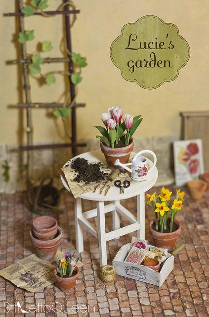 Lucie's garden | Flickr - Photo Sharing!