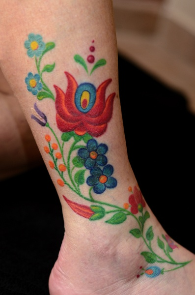 Best embroidery tattoo ideas on pinterest flower
