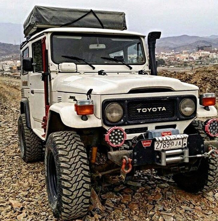 1047 Best 4x4 Images On Pinterest Offroad Toyota Fj40