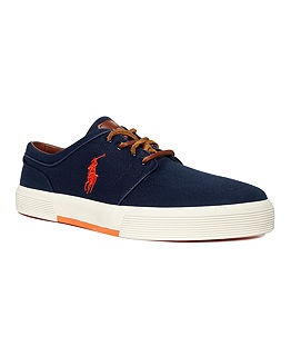 Polo Ralph Lauren Shoes, Faxon Sneakers - Mens Shoes - Macy's