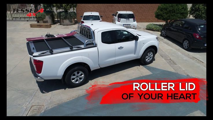 #Nissan #NP300 #D23 #space #cab #aluminum #roller #lid #shutter #sotroll # series by #Tessera4x4 #accessories #nolimits #rollerlid of #yourheart #effectiveness 100%. Only at www.accessories-4x4.com