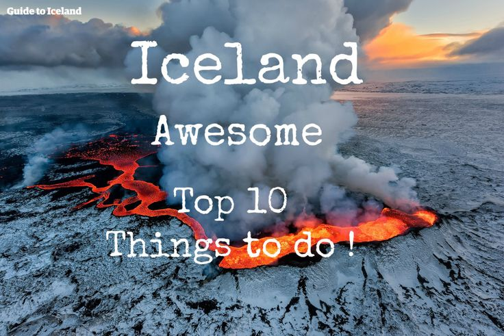 "!!! 10 reasons why "" Iceland "" must be on your Bucket List !!!"