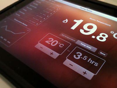 #ipad #interface #tablet