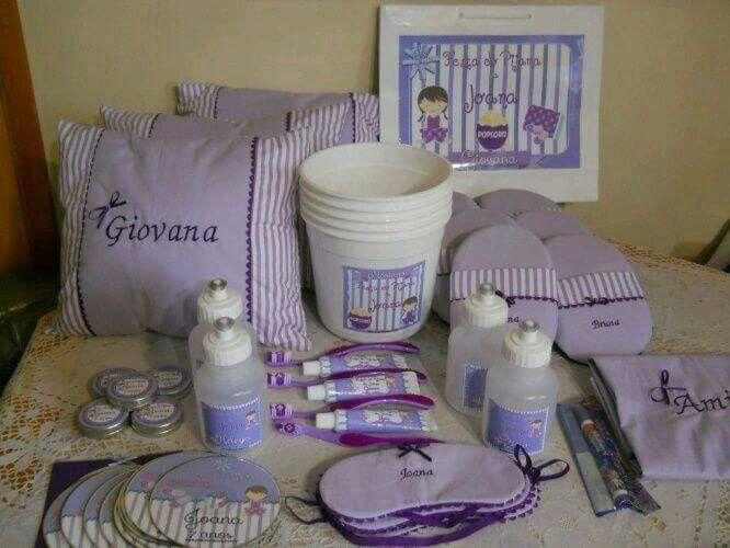 Fiestas Infantiles Pijamadas