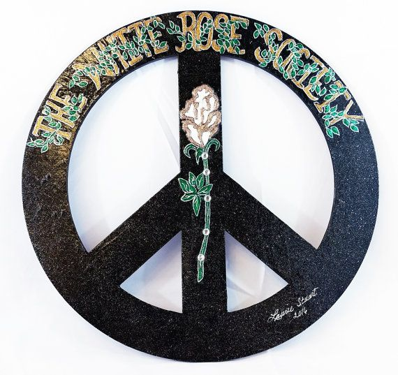 Peace Sign Wall Art 1082 best peace signs images on pinterest | peace signs, metallic