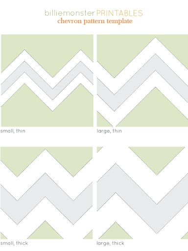 1000 ideas about chevron templates on pinterest modern for Do it for her template