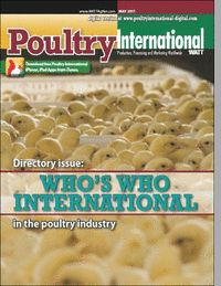 Established in 1962, Poultry International is viewed by commercial poultry integrators as the leading international source of news, data and information for their businesses. Poultry International reaches a global audience of 20,000+ poultry decision-makers in 142 countries. -