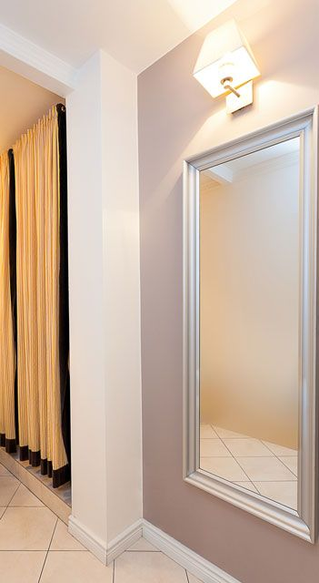 Best 25 silver framed mirror ideas on pinterest wall for Custom size mirrors bathrooms