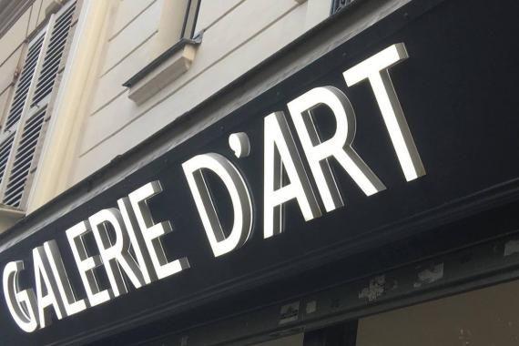 L'art et la lumière - Parcours de galeries organisé dans le cadre de la Fête des Vendanges de Montmartre, en partenariat avec Des Mots Et Des Arts    Mercredi 11/10 à 19h, samedi 14 à 14h, dimanche 15 à 16h  - Tarif : 16€