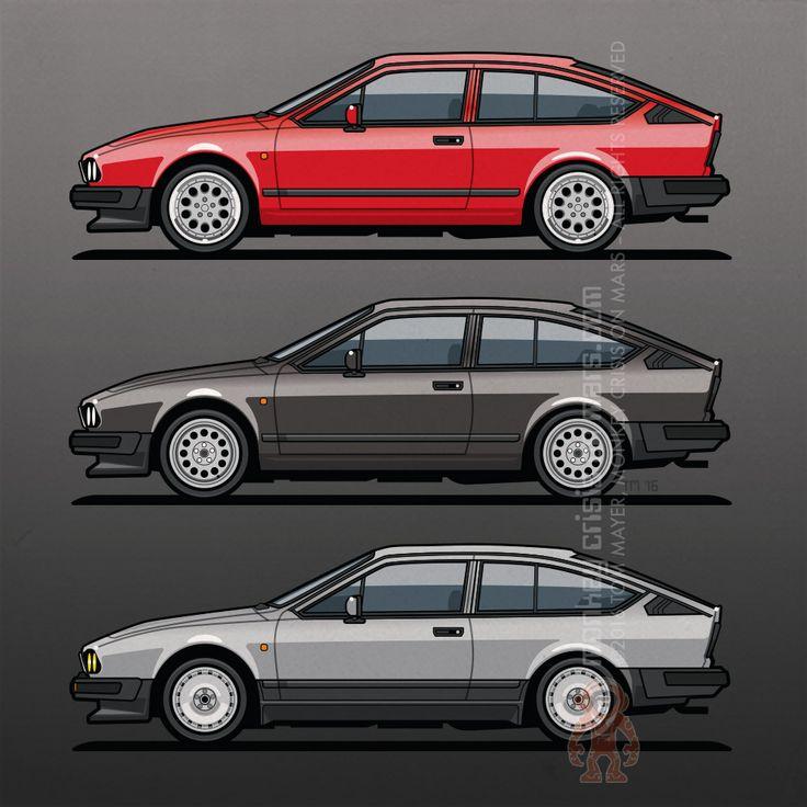 17 Best Ideas About Alfa Romeo Gtv6 On Pinterest