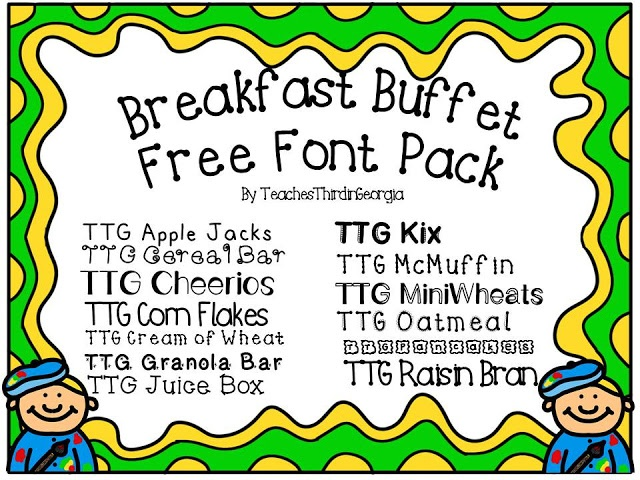 17 Best images about Fun with FONTS and CLIPART! on Pinterest ...