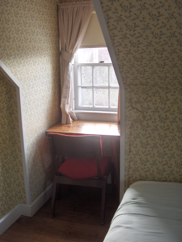 2011 My Room At Weston Priory Vermont Home Of