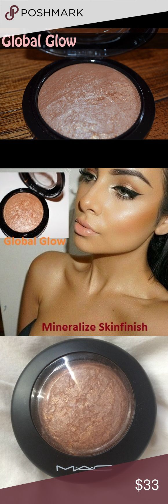 BUYER BEWARE!!!!!!!!!!!!!!!!!!!!!! @Nashimaiglesias is selling FAKE/KNOCK OFF Products! This is Not Safe and can actually be HARMFUL to your skin! Please be careful. MAC Cosmetics Makeup Luminizer