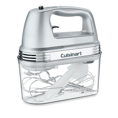 Cuisinart Hand-Held Mixer w/ Storage Case — Click http://amzn.to/vsrWdC to buy for 64.62 — #Hand_mixer