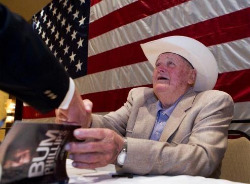 Ultimate Texans » Houston icon Bum Phillips dies