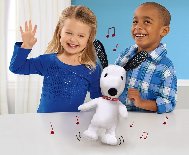 Win an Adorable Dancing Snoopy Toy: Inspires Hours Of Fun #Giveaway #PeanutsMovie