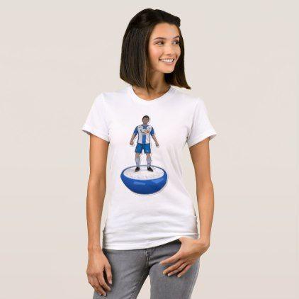 Hartlepool United 2017/18 Home Player1 No Logo T-Shirt - retro gifts style cyo diy special idea