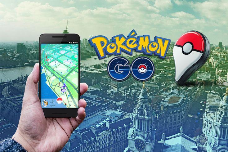 Speelt onderweg regelmatig Pokémon Go