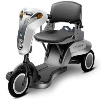 Buy thousands of new and used Tzora Titan mobility scooter for sale in Bayswater North, Australia.